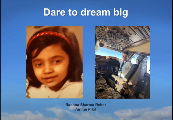 Dare to dream - My life story webinar